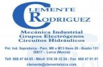 CLEMENTE RODRIGUEZ MECÁNICA INDUSTRIAL, S.L.